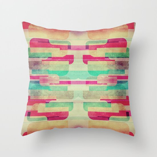 Staris Throw Pillow