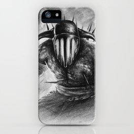 Hades (God of War III) iPhone Case