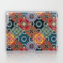 DESEO BOLD spanish tiles Laptop & iPad Skin