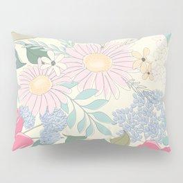 Lulu Floral Pillow Sham