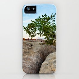 Persistent Tree iPhone Case
