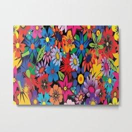 festa das flores!! Metal Print