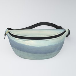 The beach - Wales, UK Fanny Pack