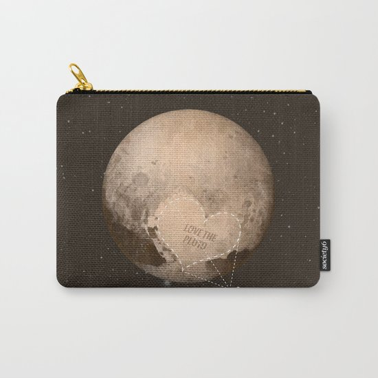 Love the Pluto Carry-All Pouch