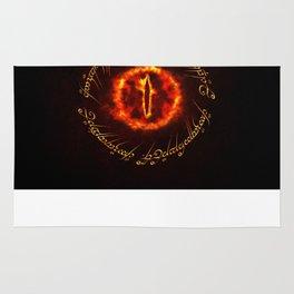 Eye Of Sauron Rug