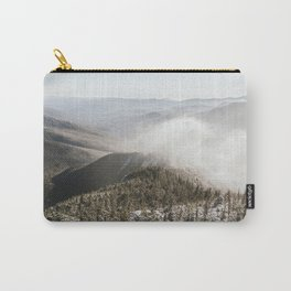 Winter in the White Mountains Carry-All Pouch