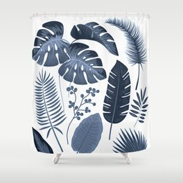 Journal selection Shower Curtain
