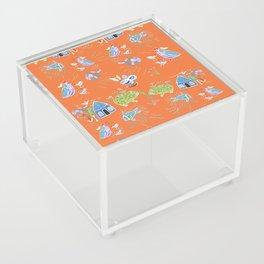 Life in Africa Acrylic Box