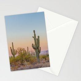 Desert / Scottsdale, Arizona Stationery Cards