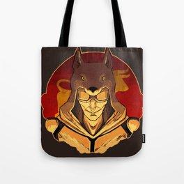 Vulpes Inculta Tote Bag