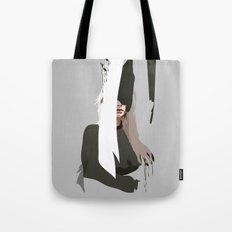 Faceless Tote Bag
