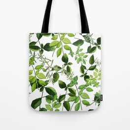 I Never Promised You an Herb Garden Tote Bag
