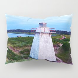 St-Peter's Harbour Lighthouse Pillow Sham