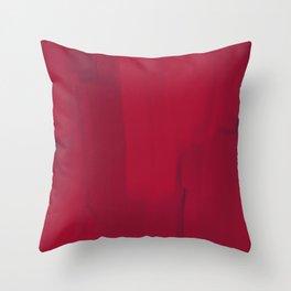 Boldly Anxious Throw Pillow