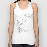 coconut wishes Tank Tops featuring Wishes by TJW Artistic Creations