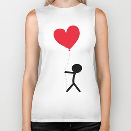 I give you my love by Oliver Henggeler Biker Tank