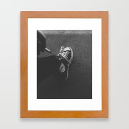 After School Special Framed Art Print