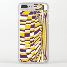Geaux Clear iPhone Case