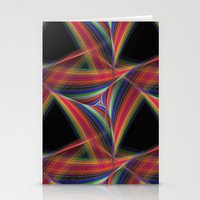 triangles Stationery Cards featuring Triangles by David Zydd