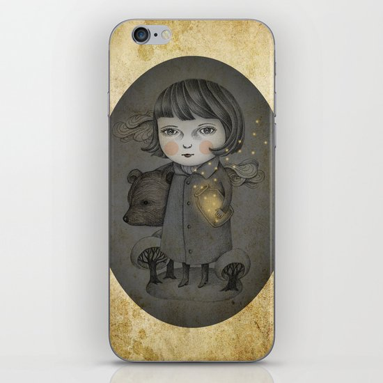 Come Night iPhone & iPod Skin