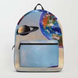 Gaia's friends #society6 Backpack