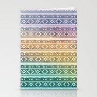 navajo Stationery Cards featuring Navajo by Sarah Slegh