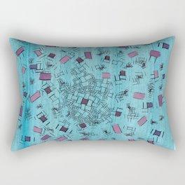 Subside Rectangular Pillow