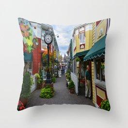 Penny Lane Throw Pillow