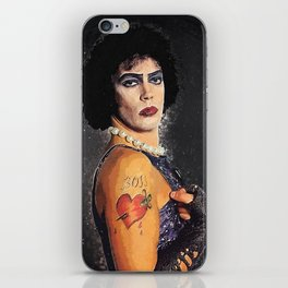 Frank N Furter iPhone Skin