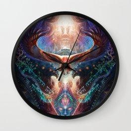 Avatar-IssaRising Wall Clock