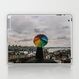 Colors in Istanbul, Turkey Laptop & iPad Skin