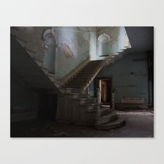 Grand Entrance Canvas Print