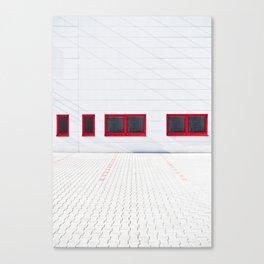 Patio 1 Canvas Print
