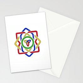 Celtic Trinity Knot Stationery Cards