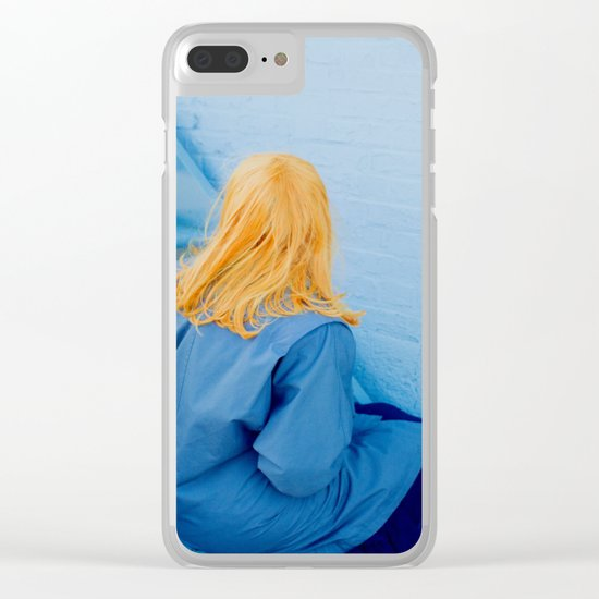 Cheyenne as me Clear iPhone Case
