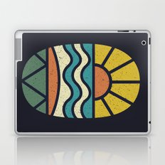 Lets Go Surfing Laptop & iPad Skin