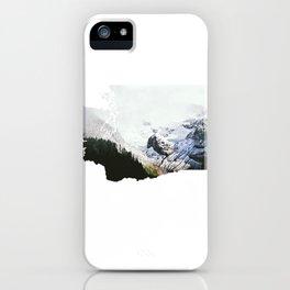 I Love Washington I iPhone Case