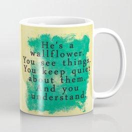 Wallflower Coffee Mug
