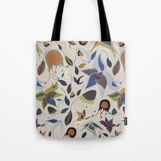 Lush Garden Tote Bag