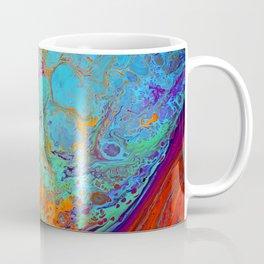Retro Brain Coffee Mug