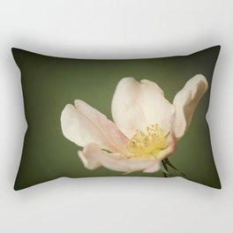 October rose Rectangular Pillow