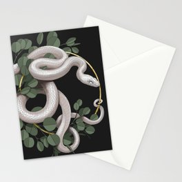 Rose Gold Stationery Cards