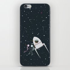 We and the Stars iPhone & iPod Skin