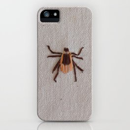 Deer Tick iPhone Case