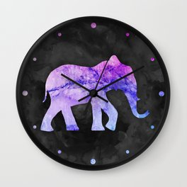 Almighty Elephant, 2016 Wall Clock
