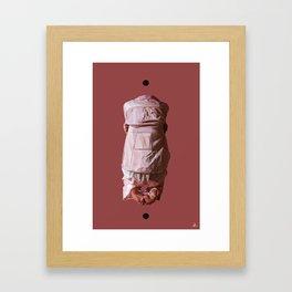 """""""Pricken över dig"""" Framed Art Print"""