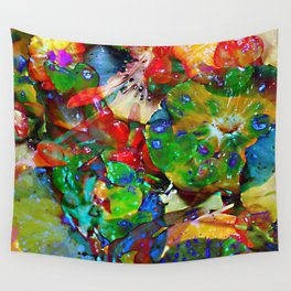 Fruit salad 2 Wall Tapestry