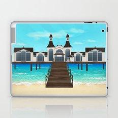 Seebrücke Sellin Laptop & iPad Skin