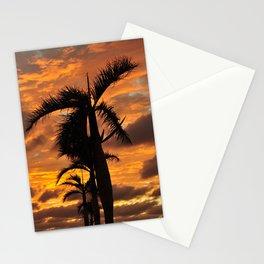 Super Typhoon Sunset Stationery Cards