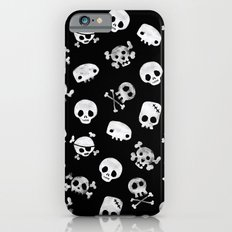Cute Skull Slim Case iPhone 6s